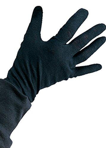 Struts Fancy Dress Gants de Coton Noir de Taille pour Enfants