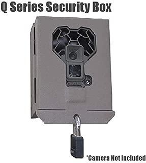 Stealth Cam Trail Hawk Series STC-BBQSTH Trail Cam Security Box