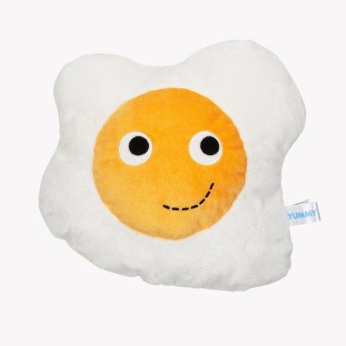 Kidrobot - Peluche 25 cm / 10-inch Plush Yummy Egg by Heidi Kenney