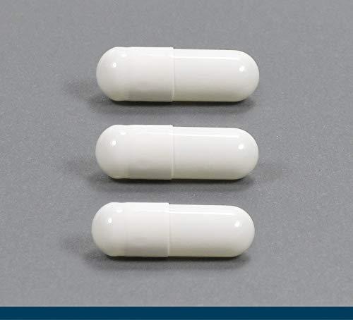 200 Magensaftresistente Leerkapseln vegan HPMC Gr. 0 vegan - EU Qualität - lösen sich erst im Dünndarm auf