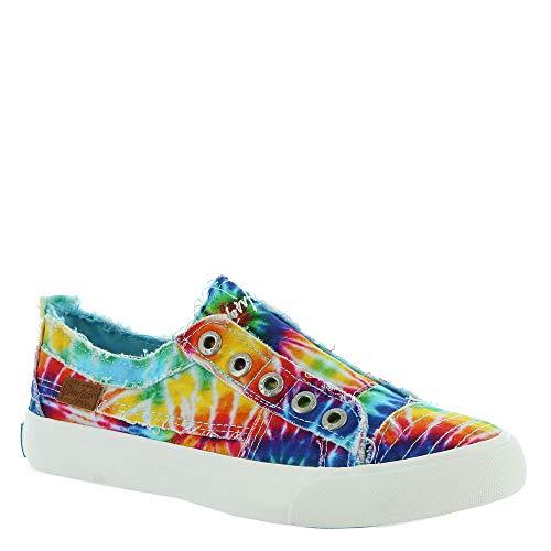 Blowfish Malibu Women's, Play Sneaker Tye DYE Multi 8 M