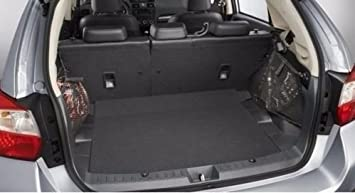 Trunknets Inc Rear Side Cargo Net Set of 2 for Subaru Impreza 2012 13 14 15 2016 2017 2018 Wagon XV Crosstrek New