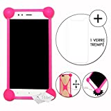 Super Pack Shockproof Silicone Bumper Case for Archos