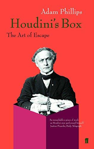 Houdini's Box: The Art of Escape