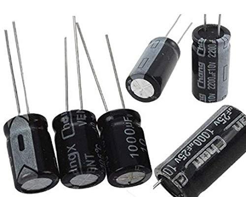 Confezione di 10 condensatori di risoluzione dei problemi delle televisioni a schermo piatto Samsung/LCD, TV al plasma (altamente consigliato).