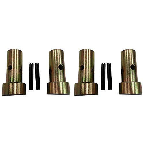 2 Aftermarket CAT 1 Quick-Hitch Bushing Set Made to Fit Three Point Hitches