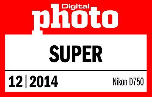 Nikon D750 + AF-S 24-120 VR - Cámara Digital 24