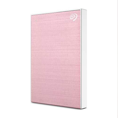 hard disk esterno rosa Seagate One Touch
