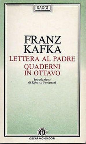 Lettera al padre-Quaderni in ottavo