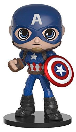 Wobbler: Marvel: Capitán América