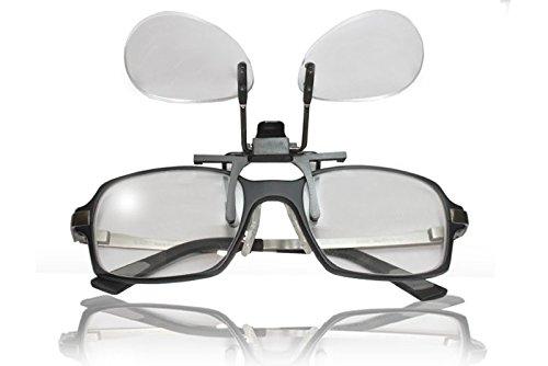 Lupa para Gafas tipo Bifocal