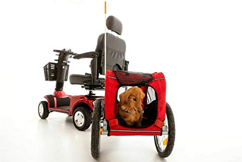 Mobility Scooter Pet Trailer