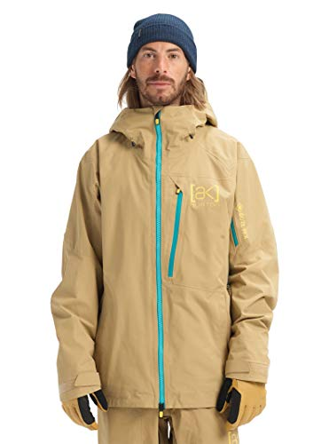 Burton Mens Ak Gore-Tex Cyclic Jacket, Kelp, Large