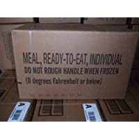 Military Type MRE MEALS READY TO EAT by USAA 18