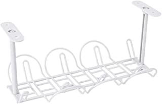 Acreny Under Desk Cable Management Tray - Organizador para Cable de Carga
