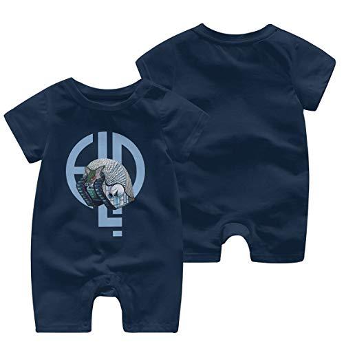 Emerson-Lake & Palmer Sommer Kurzarm Mädchen Jungen Strampler Body Suit Baby Pyjama Jumpsuit