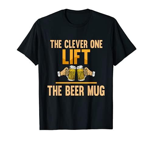 cerveza cerveza cerveza barbacoa artesanal beber botella lúpulo fiesta alcohol Camiseta