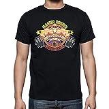 The Fan Tee Camiseta de Hombre Dragon Ball Goku Vegeta Goku Vegeta Mutenroshi Tortuga 4XL
