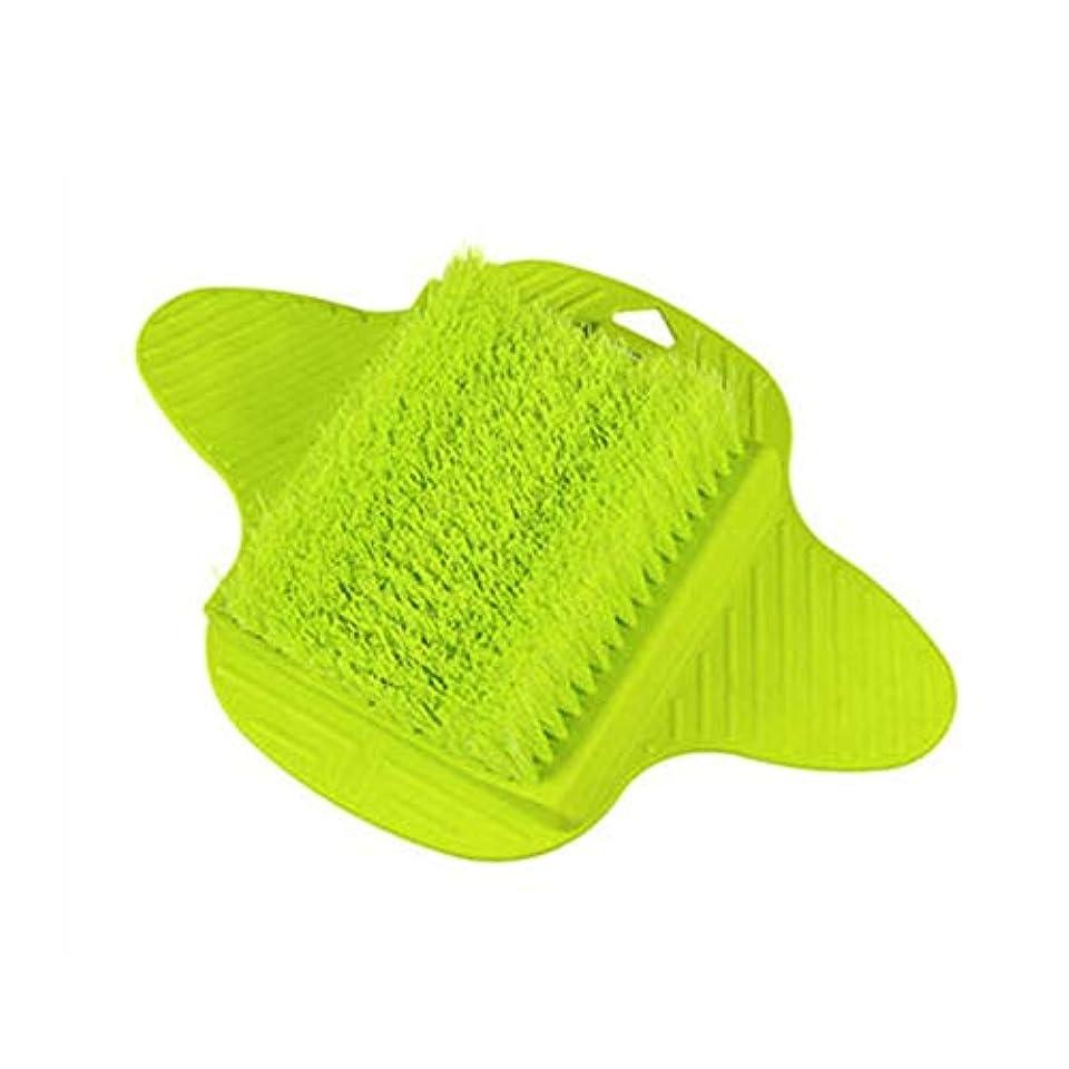 口述老人責任者AAcreatspace Foot Massage Brush Relax Relief Scrub Massager Spa Shower Feet Care Exfoliating Remove Dead Skin Cleaning Scrubber Bathroom