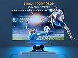 Zoom IMG-2 apeman proiettore lc650 native 1080p