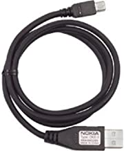 Nokia DKE-2 USB Data Cable - Original OEM - Non-Retail Packaging - Black