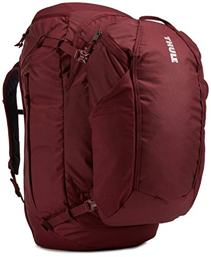 Thule Landmark 70L Women's Travel Pack, Dark Bordeaux