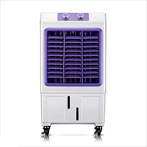 Fan Nan Liang Industrie-Klimaanlage Ventilator, große Luftmenge Dual-Use-Kaltluftgebläse, wassergekühlte Umweltfreundliche Mobile Lüfter, Leise Mobile Klimaanlage -120W Kühle Brise