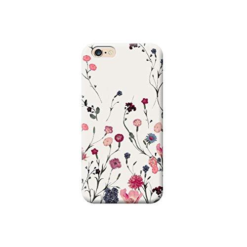 TheBigStock Cover Custodia per Tutti Modelli Apple iPhone x 8 7 6 6s 5 5s Plus 4 5c TPU 1 - AF42 Fiori e Piante rampicanti, iPhone 6