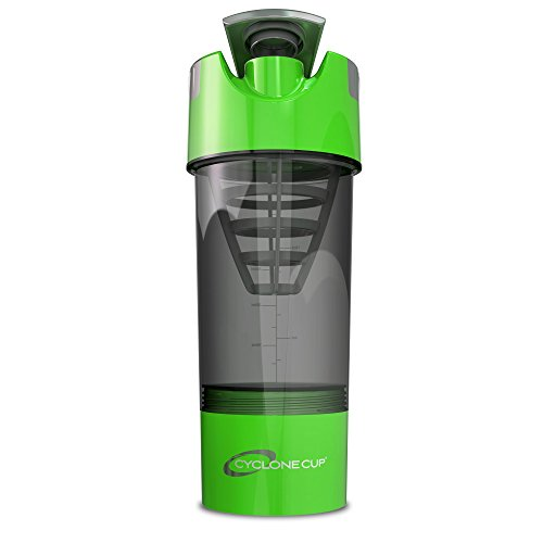 CYCLONE Cup, 20 once tazza - Verde, 20 Oz