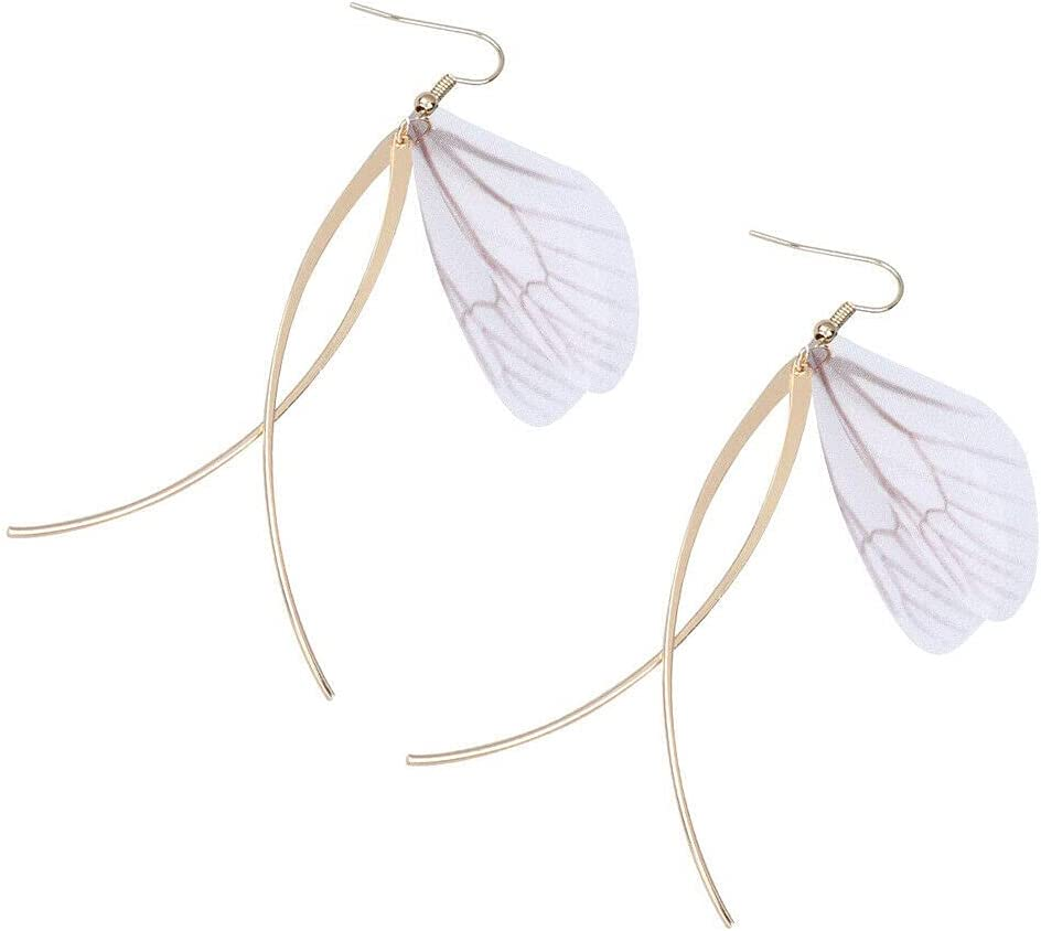 1 Pair Earrings Unique Delicate Ear Jewelry for Women Ladies