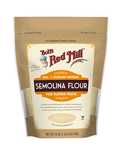 Bob's Red Mill Semolina Flour
