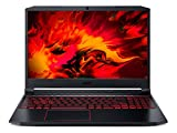 Acer Nitro 5 (AN515-55-50US) Gaming Laptop 15.6 Zoll Windows 10 Home - FHD 144 Hz IPS Display, Intel Core i5-10300H, 16 GB DDR4 RAM, 512 GB M.2 PCIe SSD, NVIDIA GeForce RTX 3060 - 6 GB GDDR6