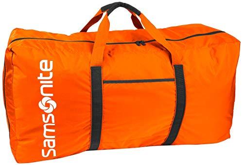 Samsonite Tote-A-Ton 32.5-Inch Duffel Bag, Orange, Single