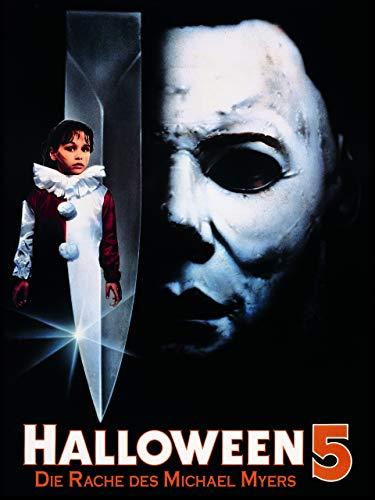 Halloween V - Die Rache des Michael Myers (Uncut) [dt./OV]