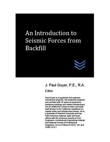 An Introduction to Seismic Forces from Backfill