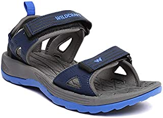 Wildcraft Men's Calton Navy Sport Sandals WC 51556 Navy