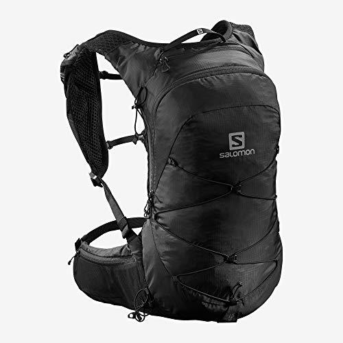 Salomon Xt 15 Unisex Erwachsene Rucksack, Unisex, Tagesrucksack, LC1518800, schwarz (schwarz), NS