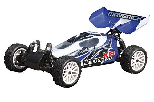 Maverick - Modellino Auto Buggy Strada Xb Evo 4Wd Scala 1:10 2,4 GHz RTR