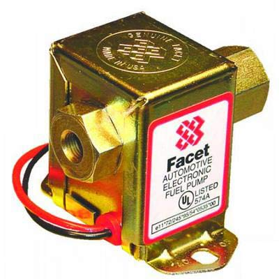1x Facet 40106Solid State Kraftstoff Pumpe (SS502)