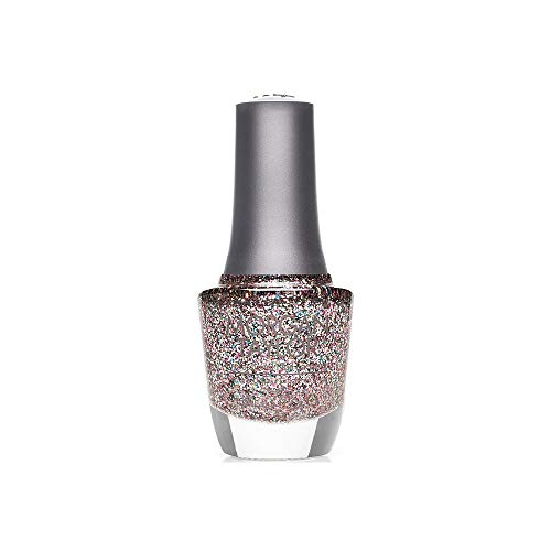 morgan taylor nail polish IT'S MY PARTY 50072 (Best Glitter Nail Polish Uk)