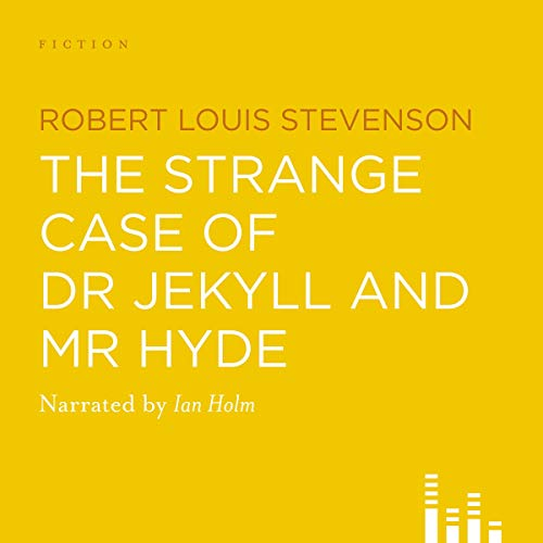 The Strange Case of Dr. Jekyll and Mr. Hyde cover art