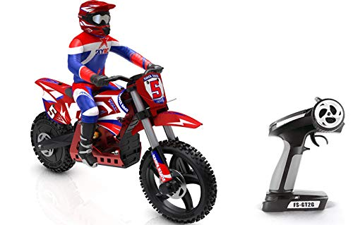 Xiangtat Skyrc SR5 1/4 Scale Super Rider RC Motorcycle Brushless SK-700001 RTR 1/4 Scale Dirt Bike Supe Stabilizing Electric RC Motorcycle