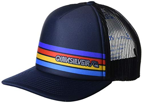 Quiksilver Little GASHER BOY Trucker HAT, Navy Blazer, 1SZ