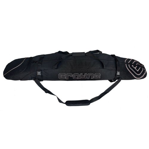 Grayne Premium Padded Snowboard Bag (Grey)