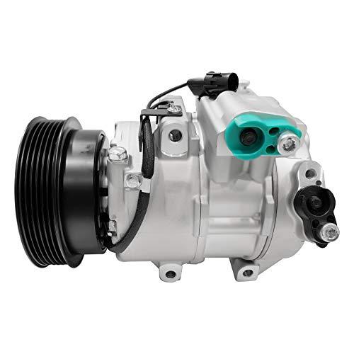 RYC New AC Compressor and A/C Clutch AEH371
