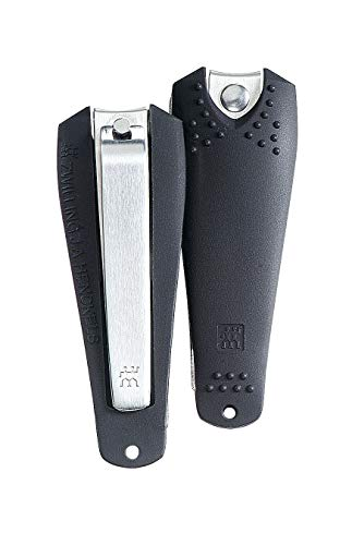 Zwilling Twinox Twin Box 42423-001-0 Nagelknipper, roestvrij staal, gematteerd, 90 mm