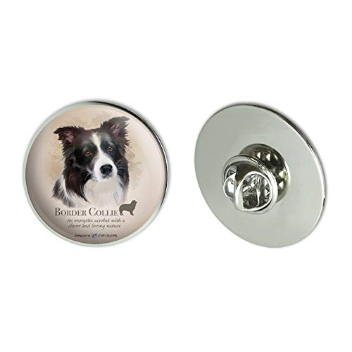GRAPHICS & MORE Border Collie Dog Breed Metal 1.1