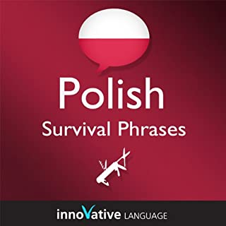 Learn Polish - Survival Phrases Polish, Volume 2: Lessons 31-60 cover art