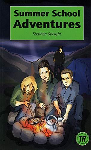 Summer School Adventures: Englische Lektüre für das 3. Lernjahr. Mit Annotationen (Teen Readers (Englisch))