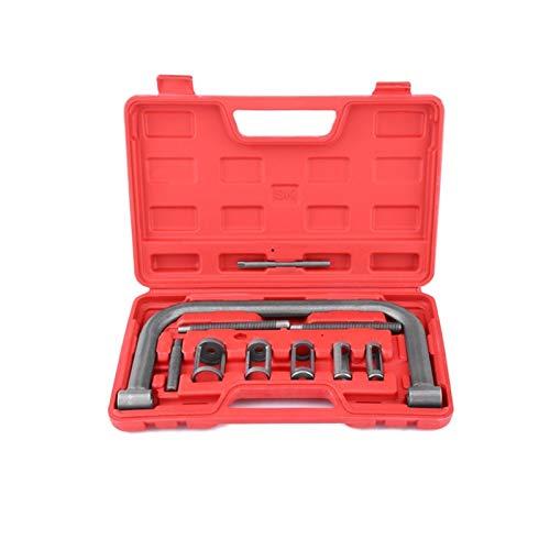 SSXPNJALQ 10 Stück Ventilfederkompressor Kit Entfernen Installer-Tool für Auto-Van-Motorrad-Motoren